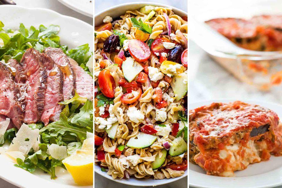 Meal Plan for September Week 2