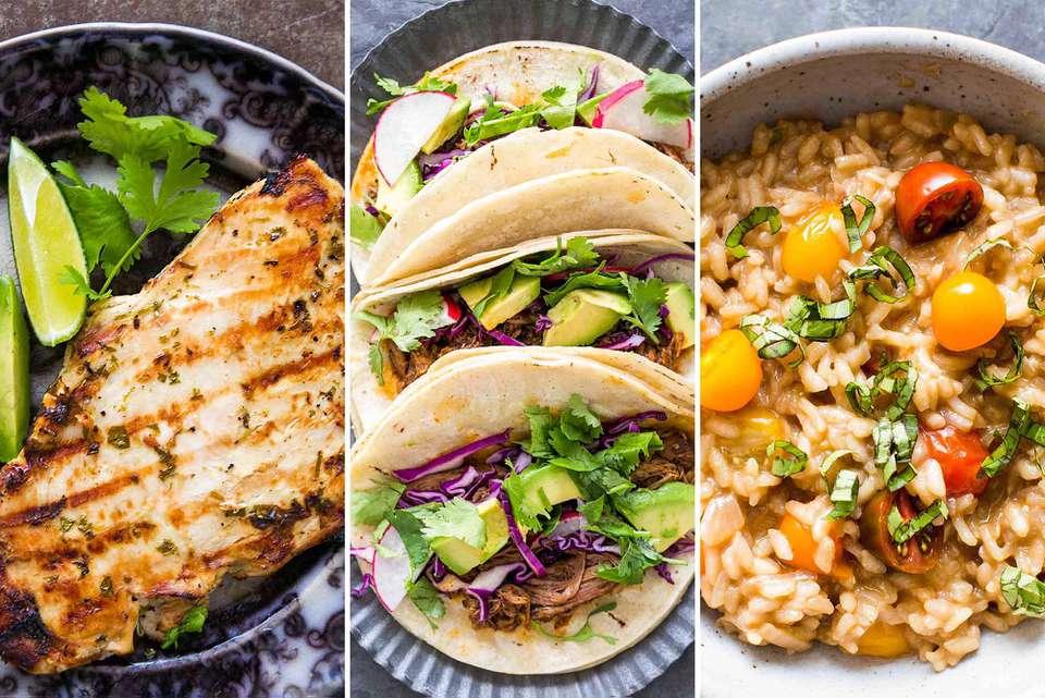 Meal Plan for June Week 4