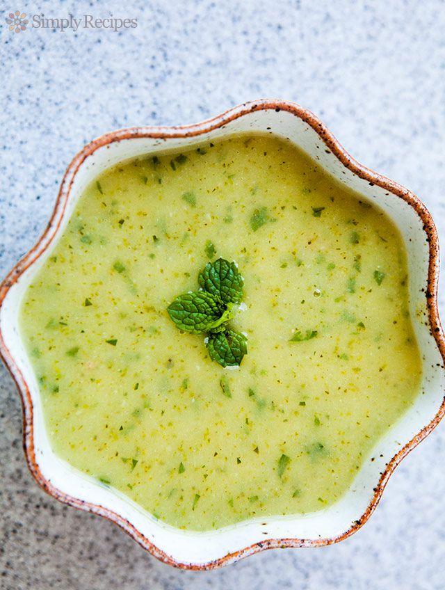 Best zucchini soup