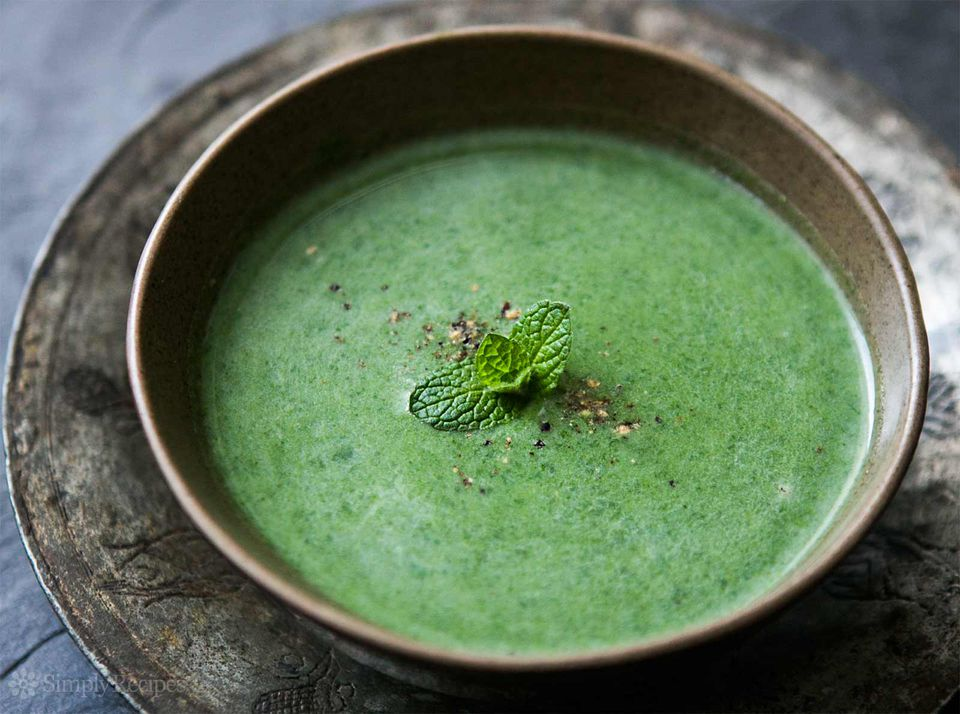 How to make stinging Nettle Soup