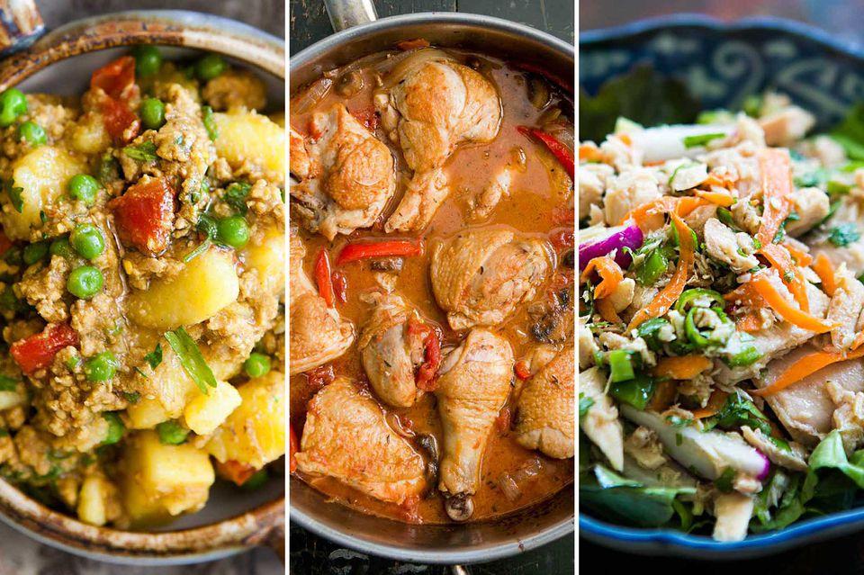 January Week 5 Meal Plan