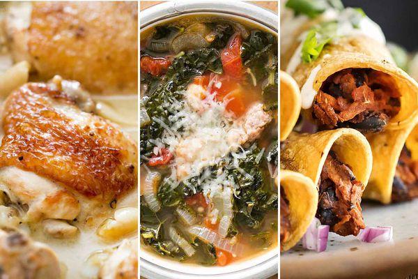 Meal Plan for December Week 2