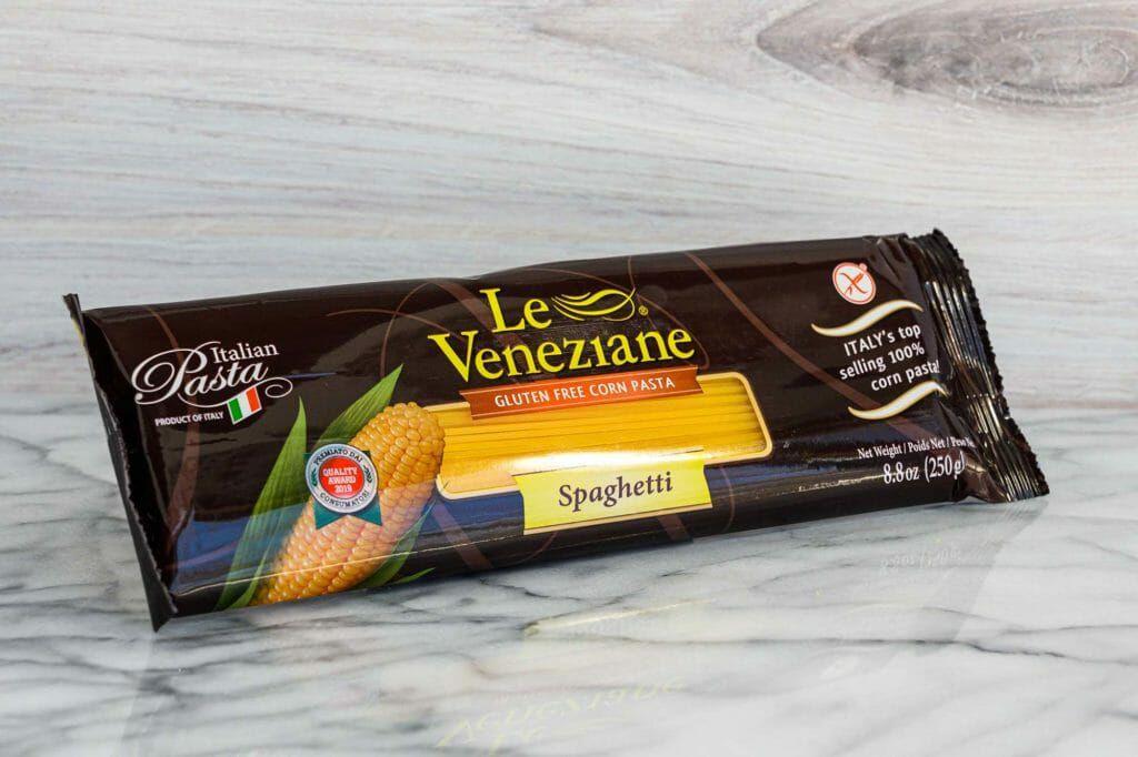 La Veneziane corn gluten free pasta