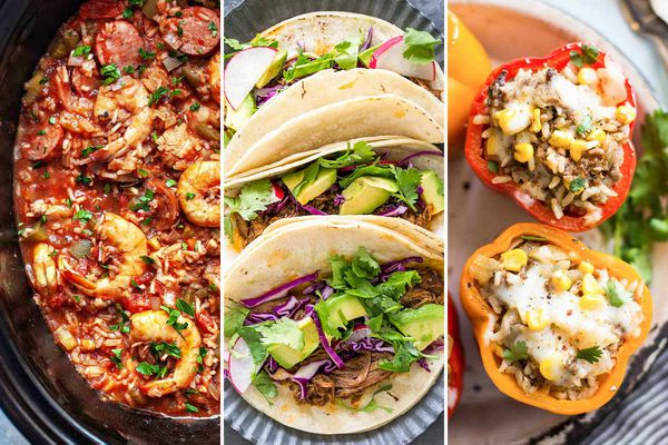 20 Easy Slow Cooker Recipes