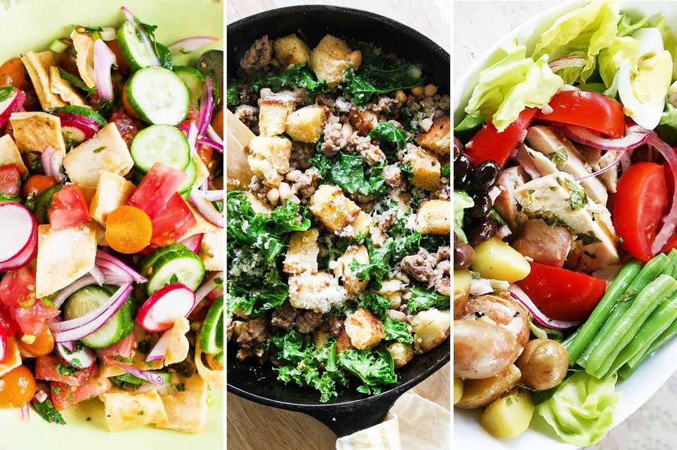 Meal Plan for July Week 3