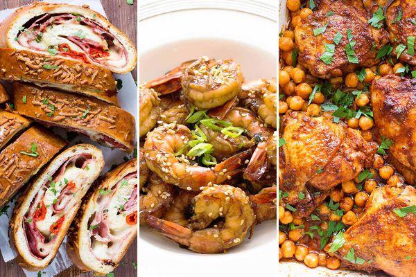 Meal Plan May Week 4