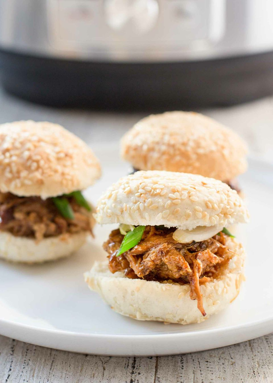 Chinese Pulled Pork in Electric Pressure Cooker