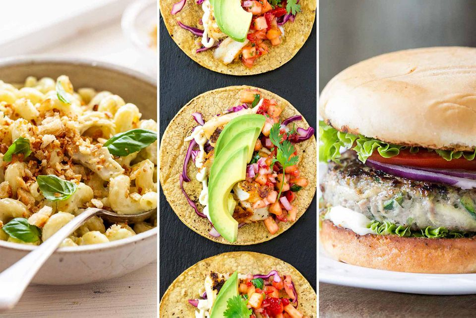 Meal Plan for July Week 5