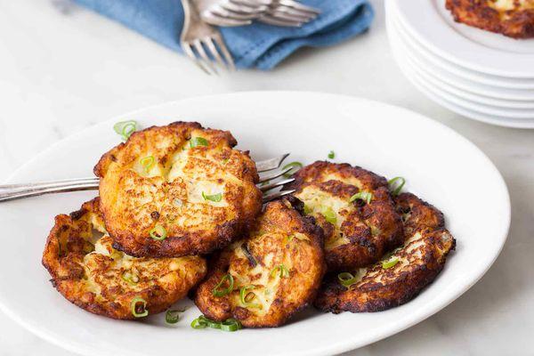 Turnip Potato Patties