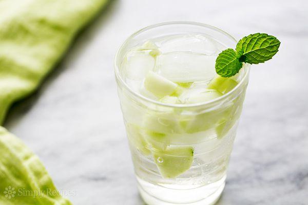 Cucumber Mint Soda