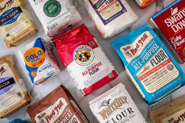 best flour collection