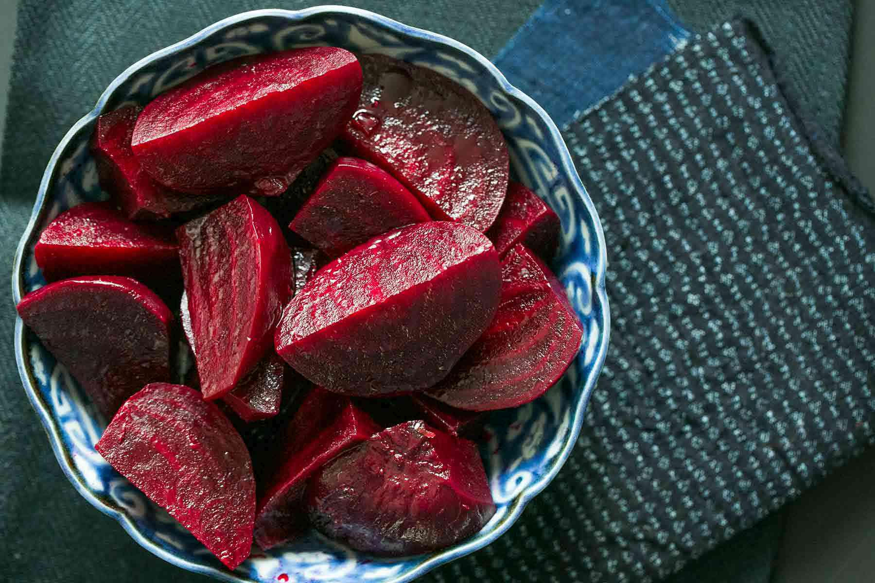 How to Pickle Beets