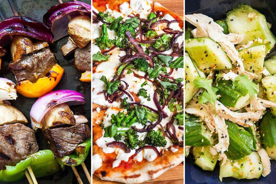 Meal Plan for August Week 2