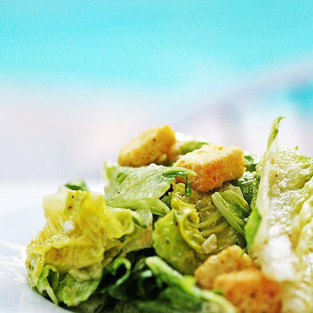 Caesar Salad Recipe Delia