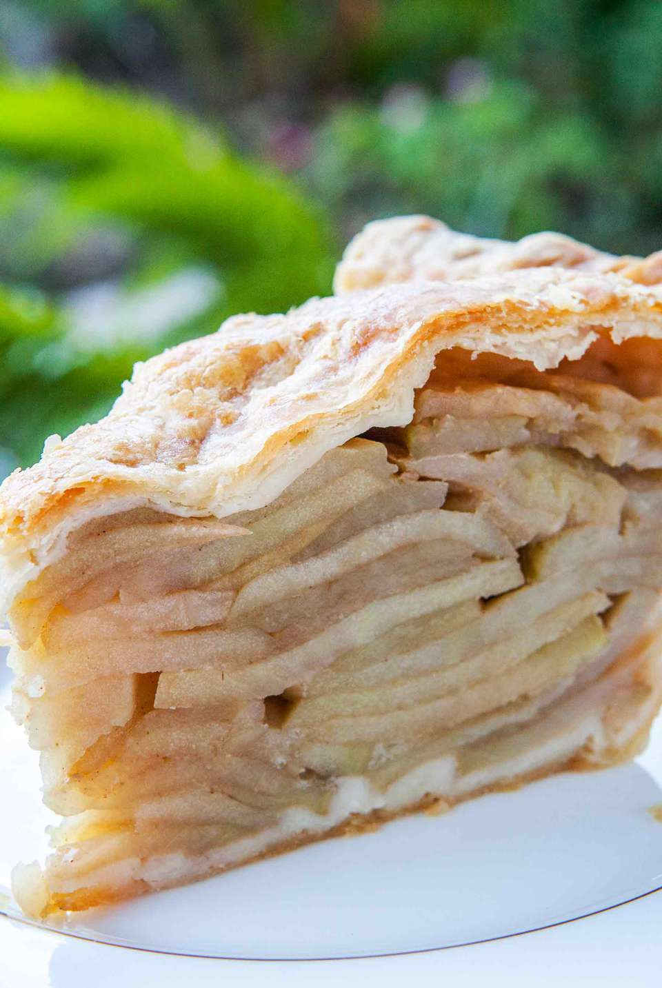 how to make mile high apple pie