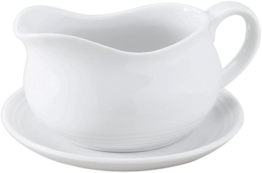 HIC-Hotel-Gravy-Sauce-Boat-with-Saucer-Stand