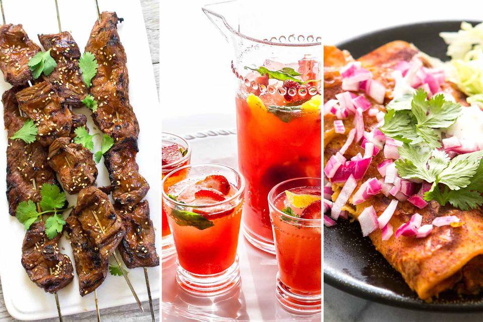 July Week 3 Meal Plan
