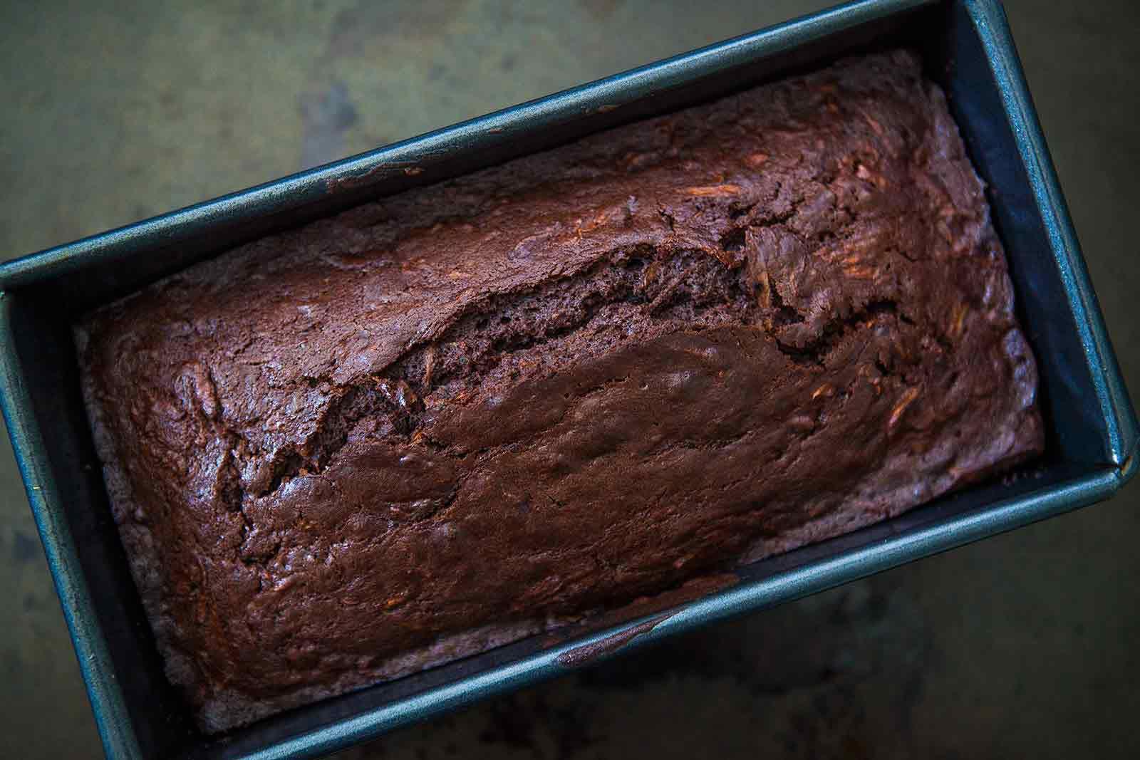 Best Chocolate Zucchini Bread