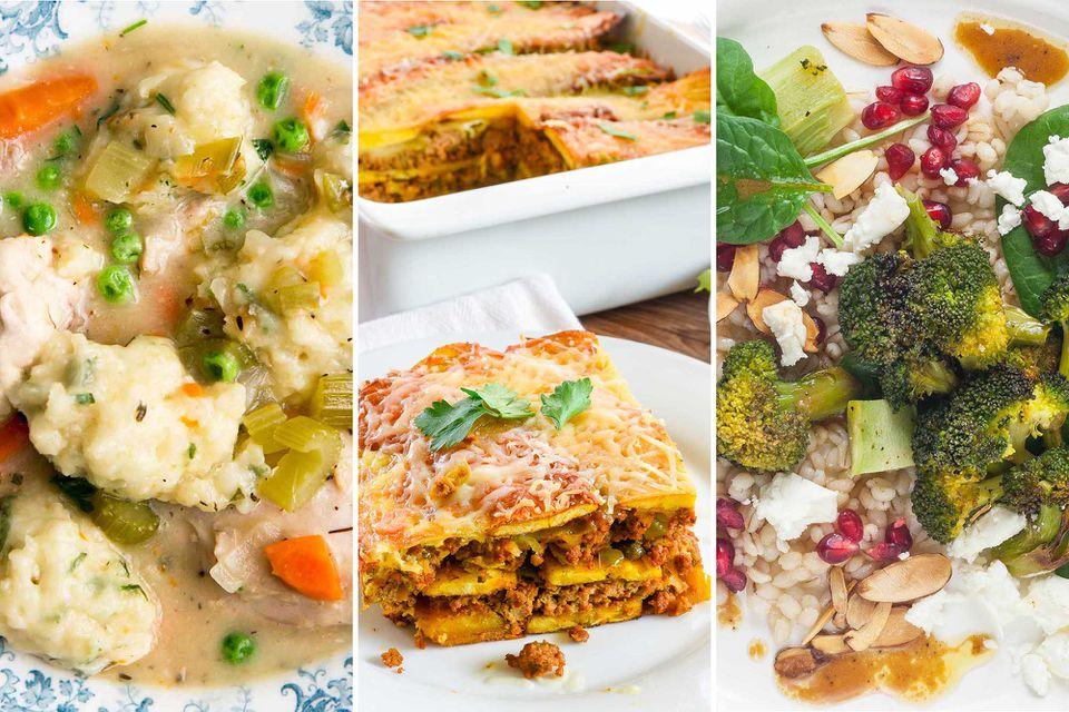 Meal Plan for December Week 1