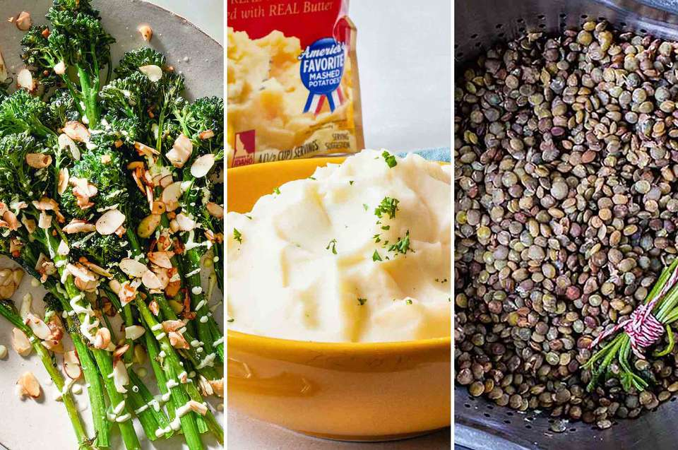 Quick Easy Side Dishes