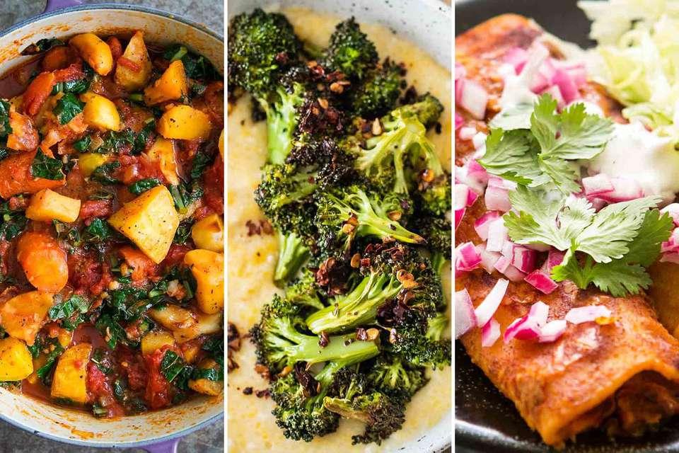 Roasted Vegetable Ideas