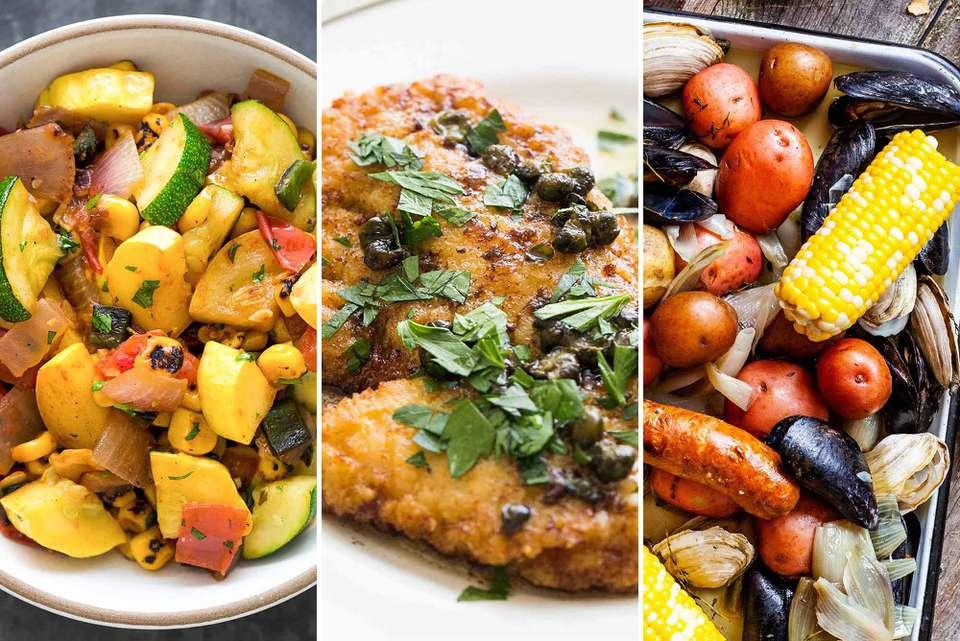 June Meal Plan Week 2