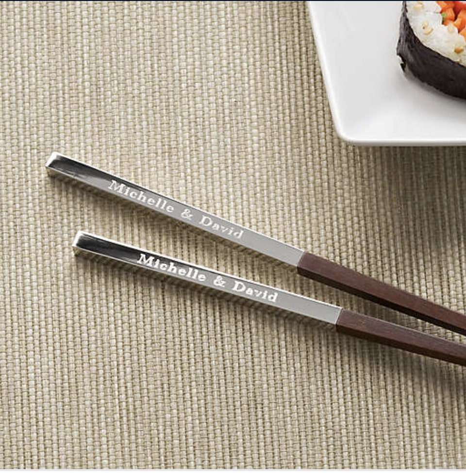 Personalized-chopstick-set