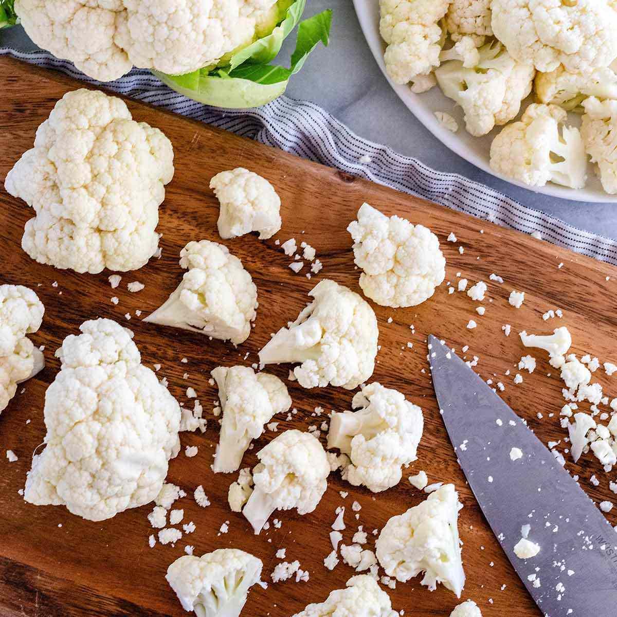How To Cauliflower Rice