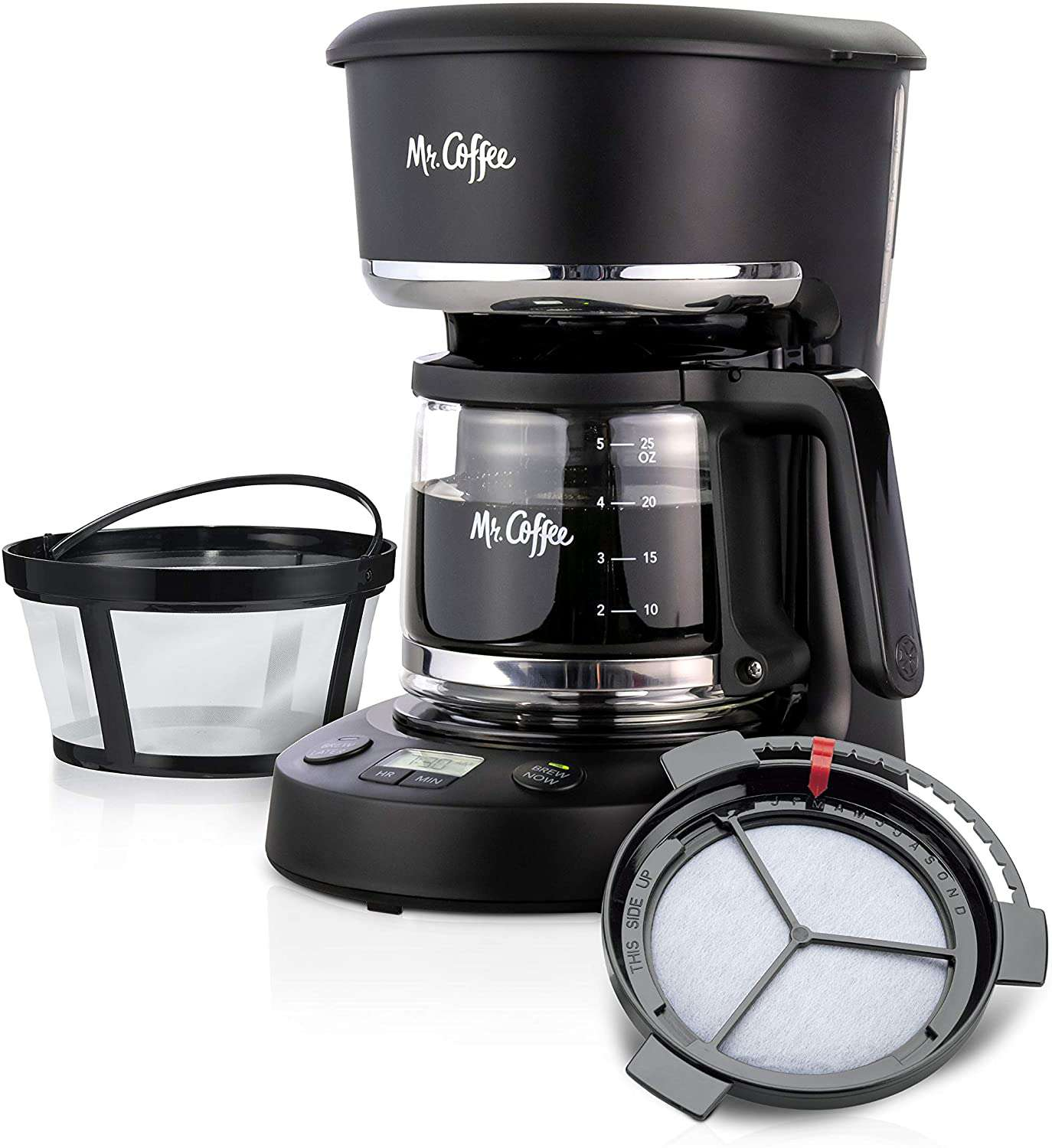 Mr.-Coffee-5-Cup-Programmable-Coffee-Maker