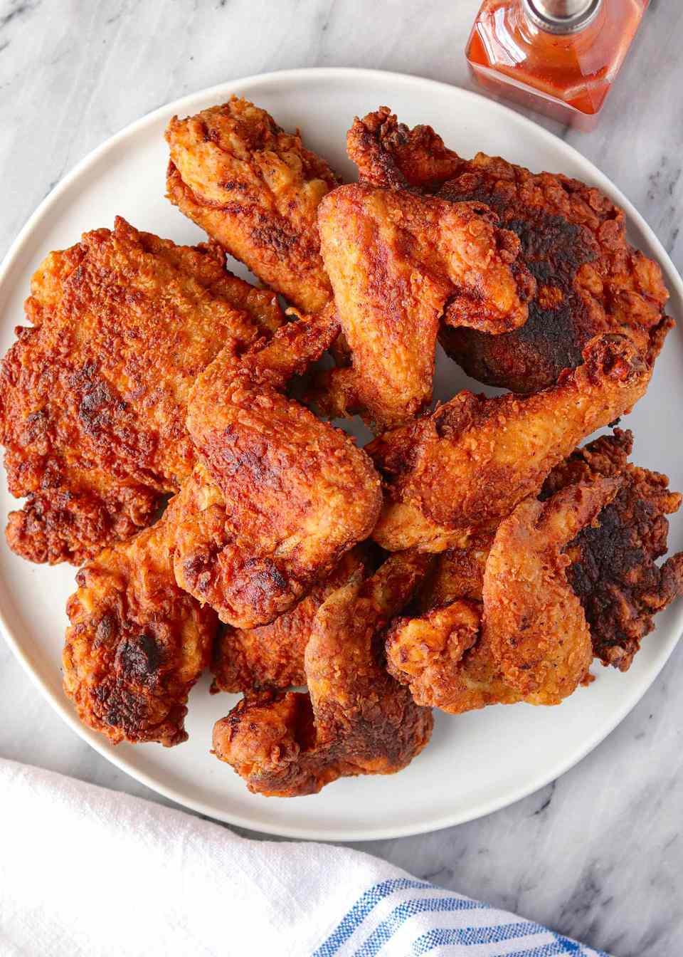 Best Spicy fried chicken