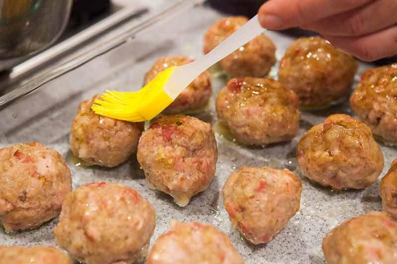 pineapple-glazed-ham-balls-method-3
