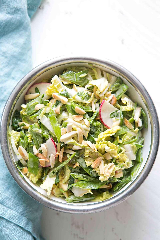 Napa Cabbage Picnic Salad