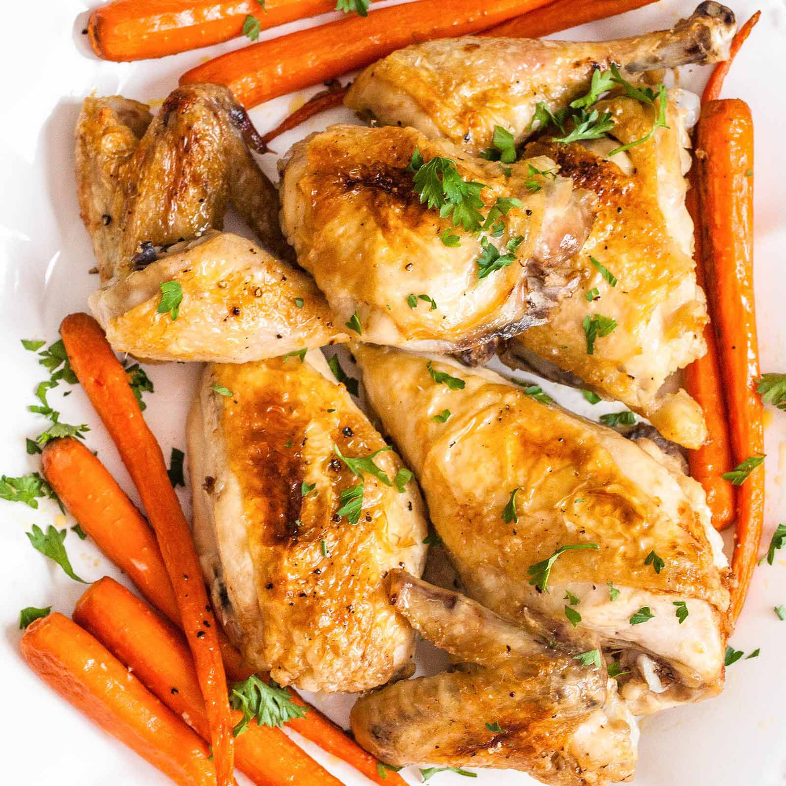 Classic Baked Chicken Must Have Recipe