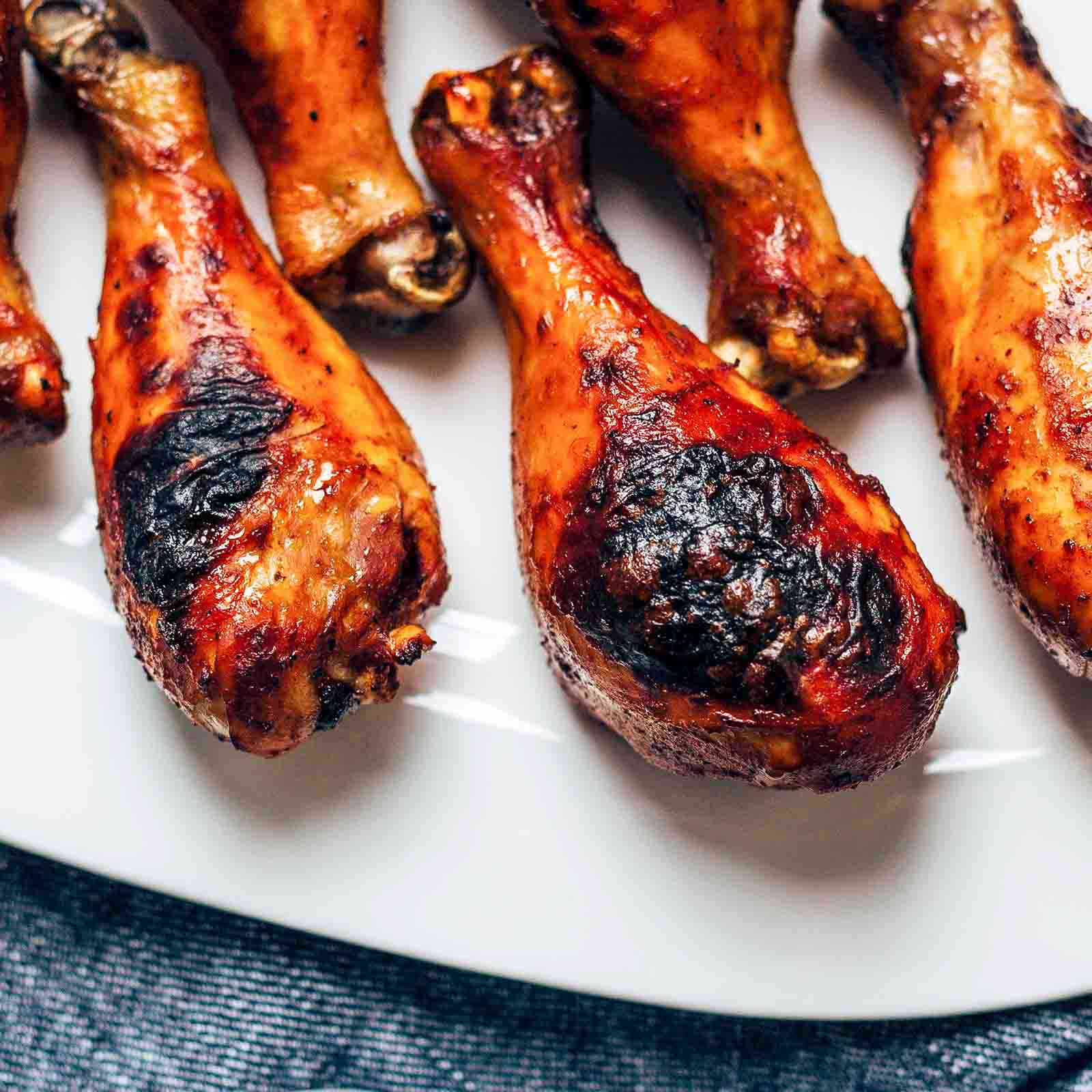 how to make bbq chicken in the Oven