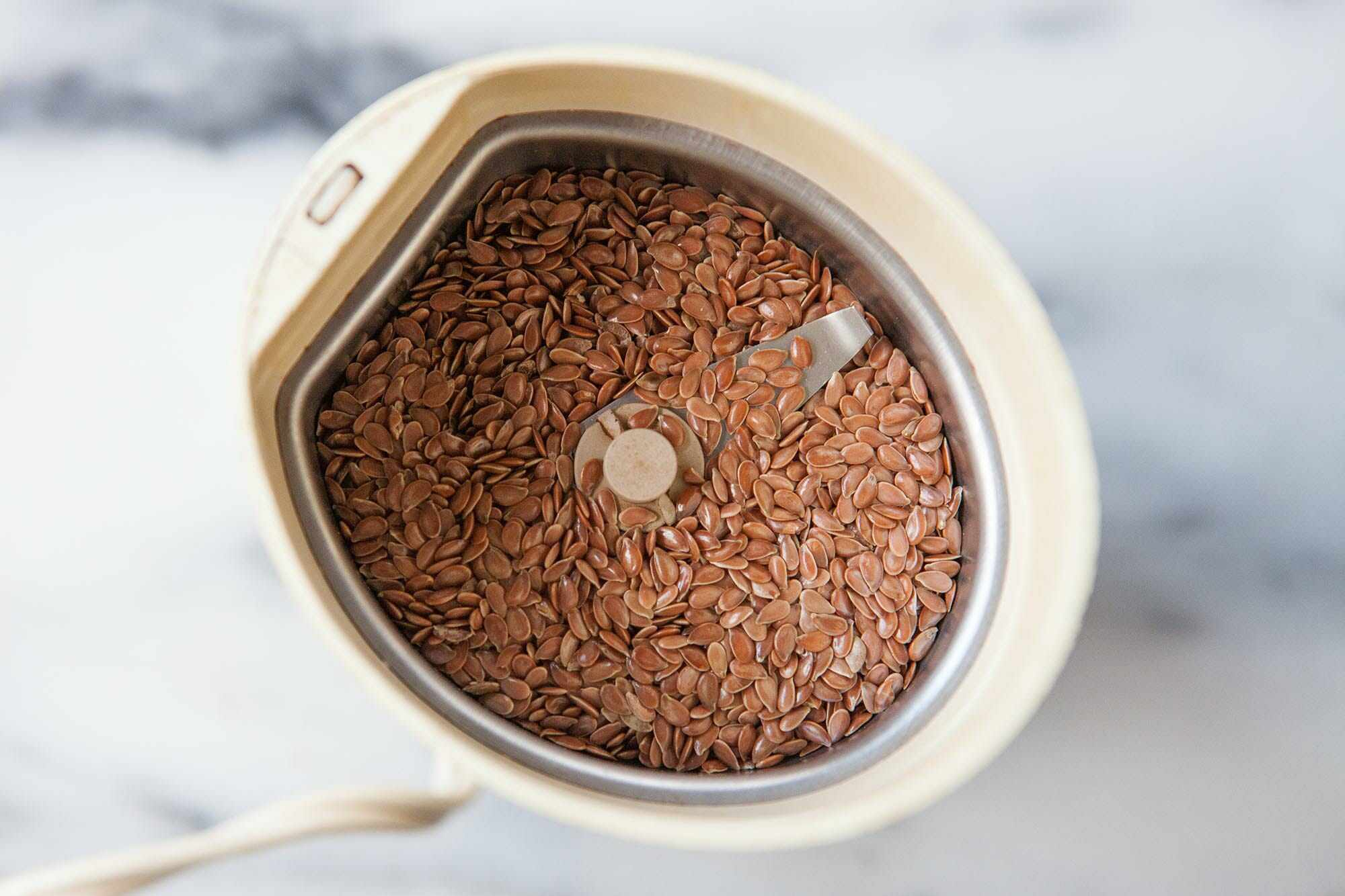 Flax seed egg replacement