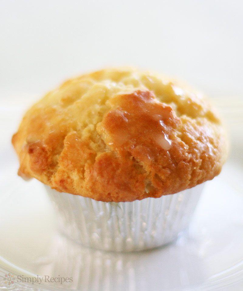 Lemon Ginger Muffins