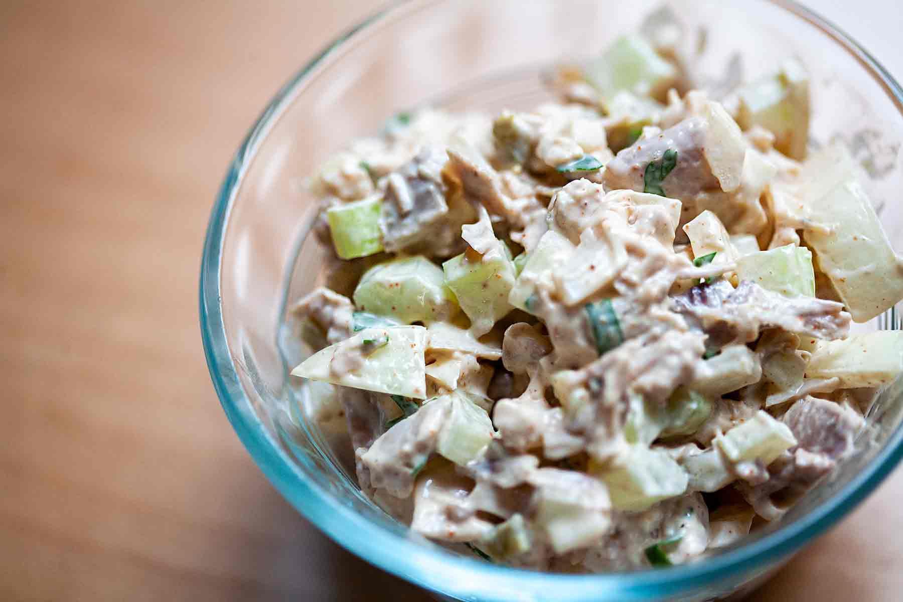 Chipotle Turkey Salad