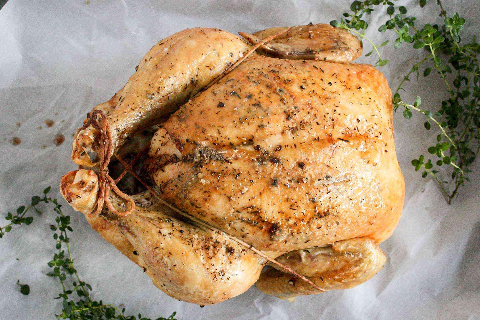 Crispy Turkey Skin 1