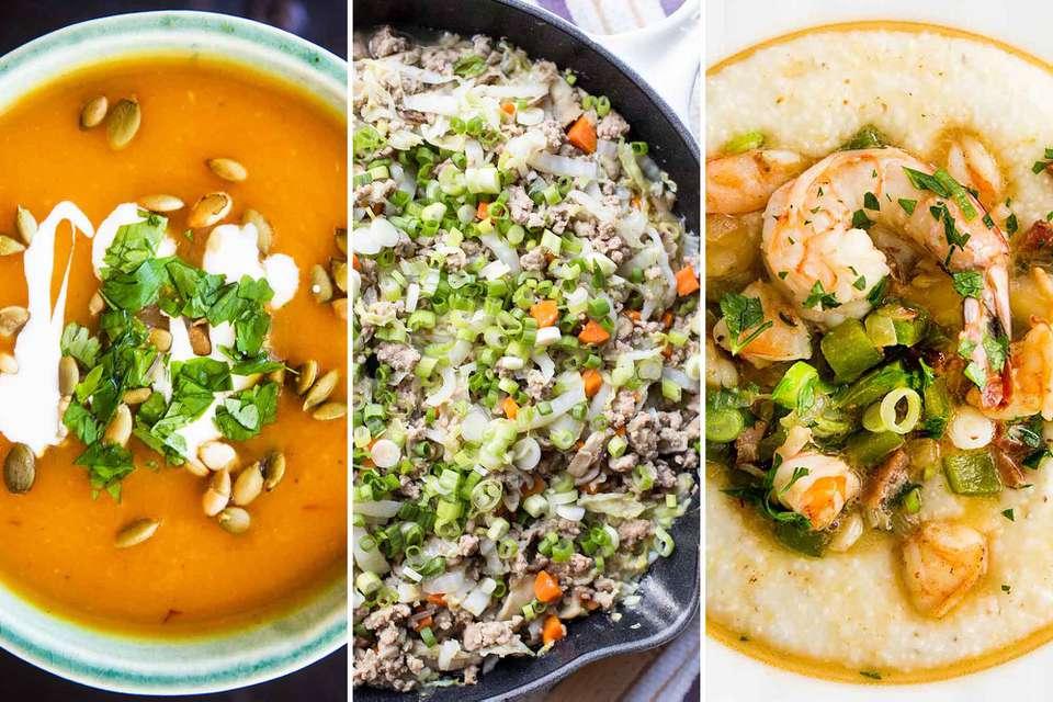 October Week 5 Meal Plan