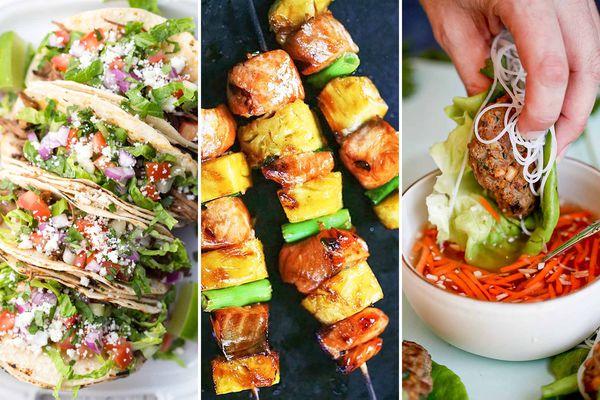 August 2019 Meal Plan Week 3