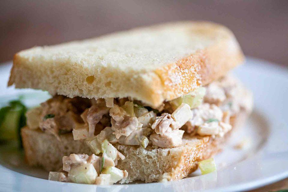 Chipotle Turkey Salad Sandwich