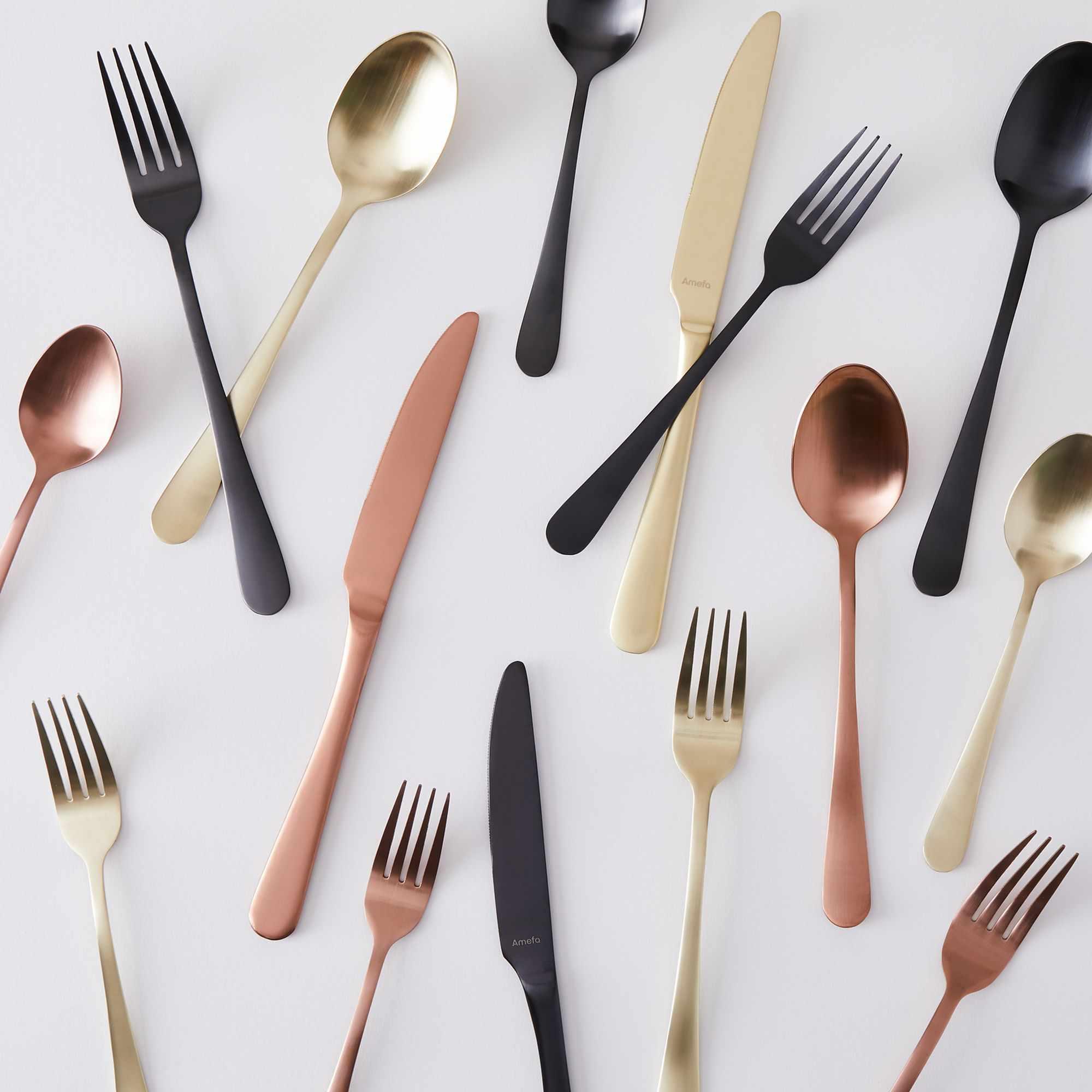 amefa-metallic-flatware-set