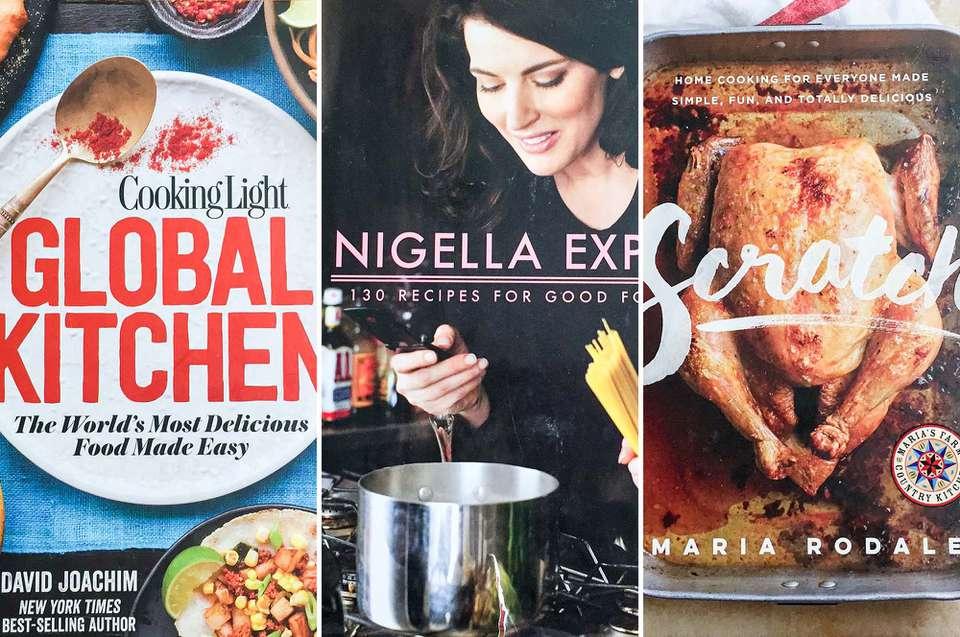 5 Cookbooks for People Who Need Dinner Ideas