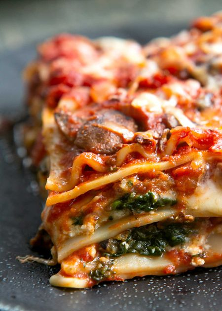 Vegetarian Lasagna A Favorite For All