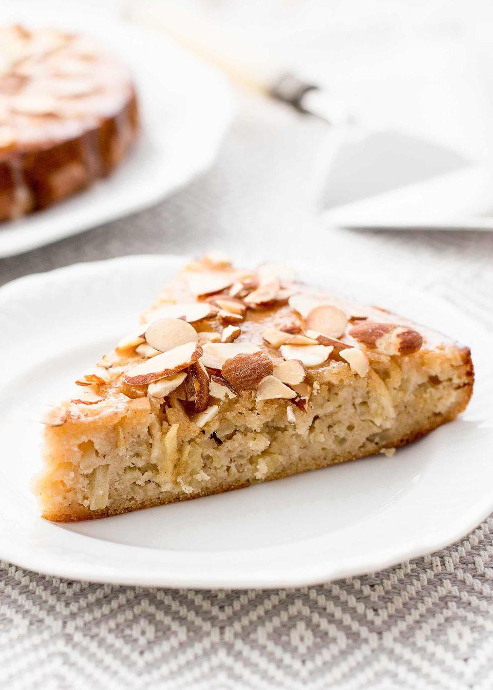 Grain Free Apple Cake