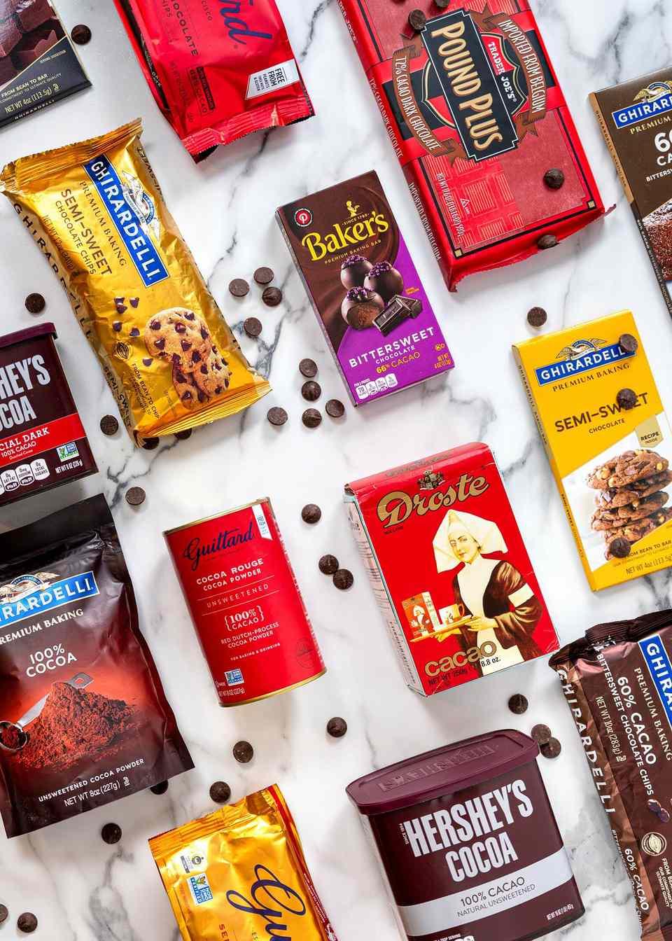 Favorite baking chocolate