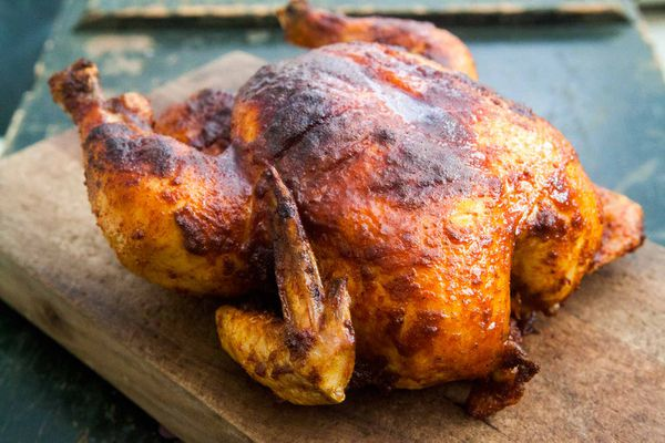 Smoked Paprika Roast Chicken