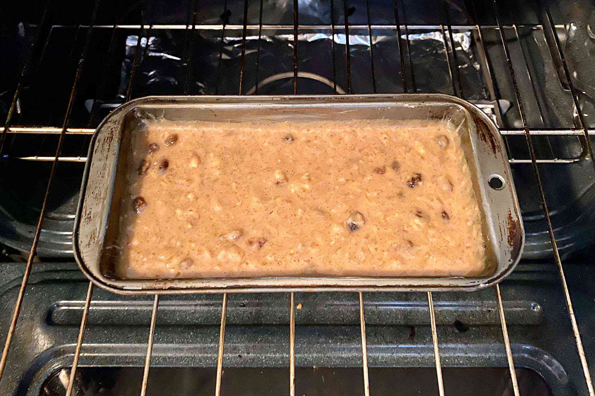 Rum Raisin Banana Bread Recipe