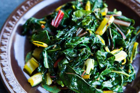 Easy Swiss Chard Recipe