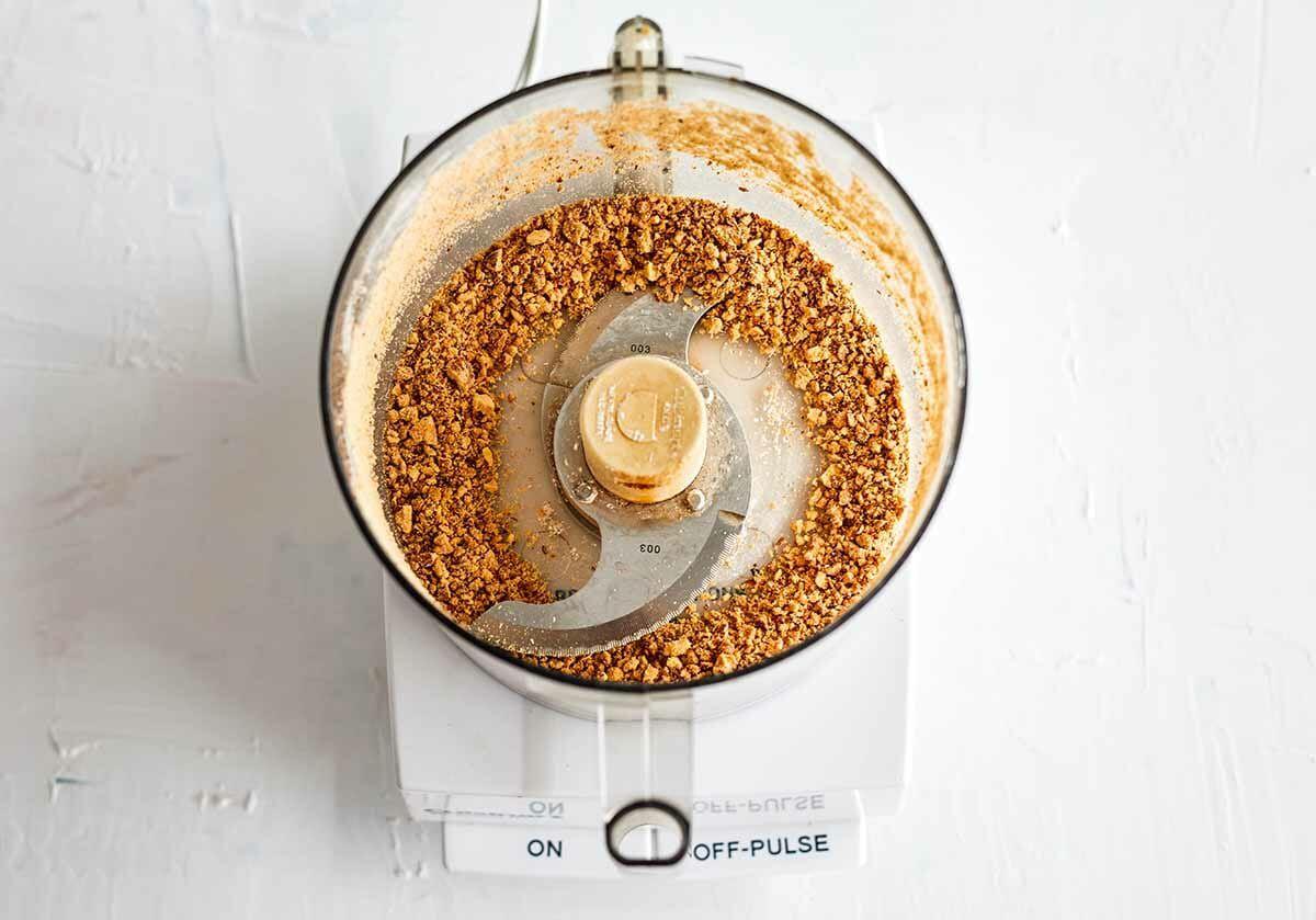 No Bake Peanut Butter Protein Balls make the almond sugar powder